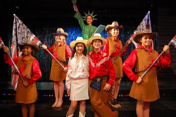 'Golly Gee Whiz!' at TADA! Youth Theater