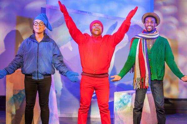 'The Snowy Day and Other Stories by Ezra Jack Keats' at St. Luke's Theatre