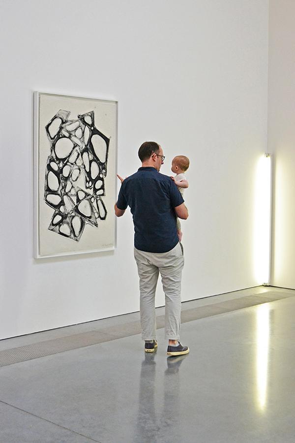 Open Studio for Families at Parrish Art Museum