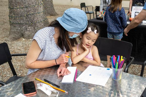 Family Day: Art for the Ages at Katonaah Museum of Art