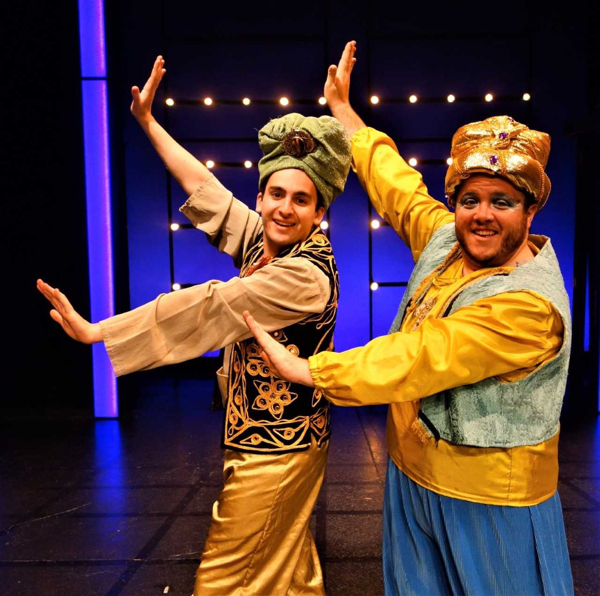 'Aladdin and the Lamp' at Theatre Three