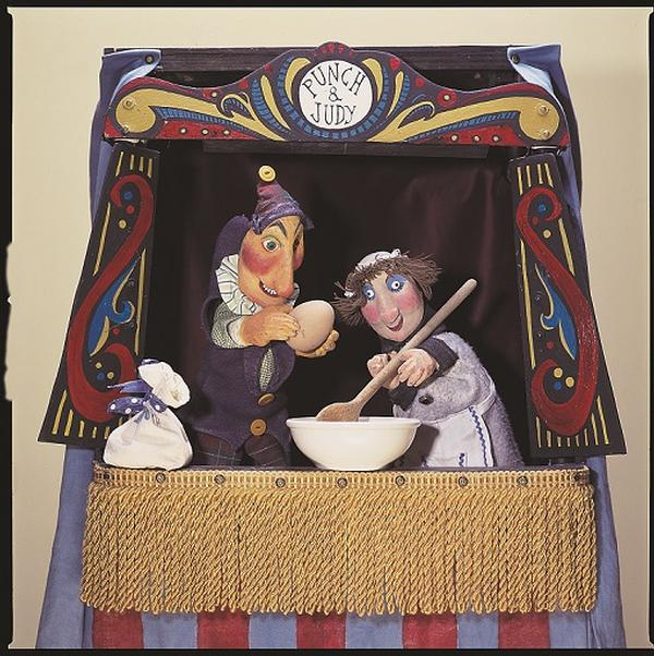 A Couple of Puppets presents Punch & Judy at Southampton Arts Center