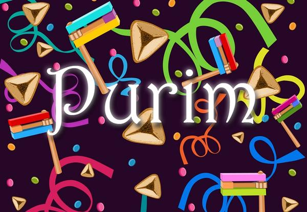Purim 2020 at Temple Israel of Lawrence