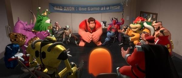 'Wreck-It Ralph' at Museum of the Moving Image