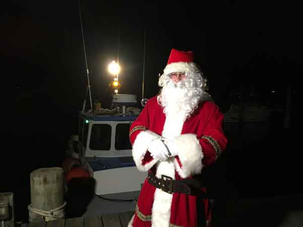 'Tis the Season at Long Island Maritime Museum
