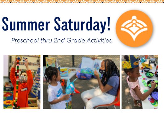 Summer Saturday! at Community Partnership Charter School (Elementary)