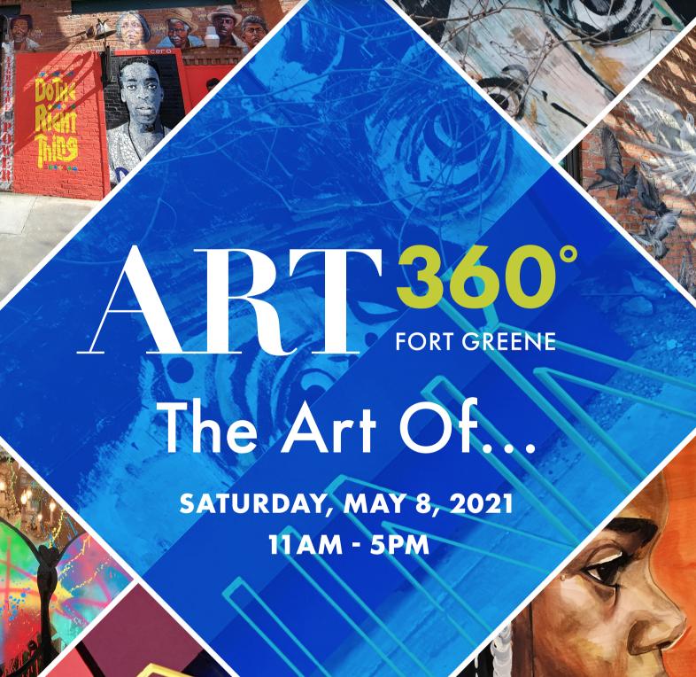 ART360º / FORT GREENE at Cuyler Gore Park
