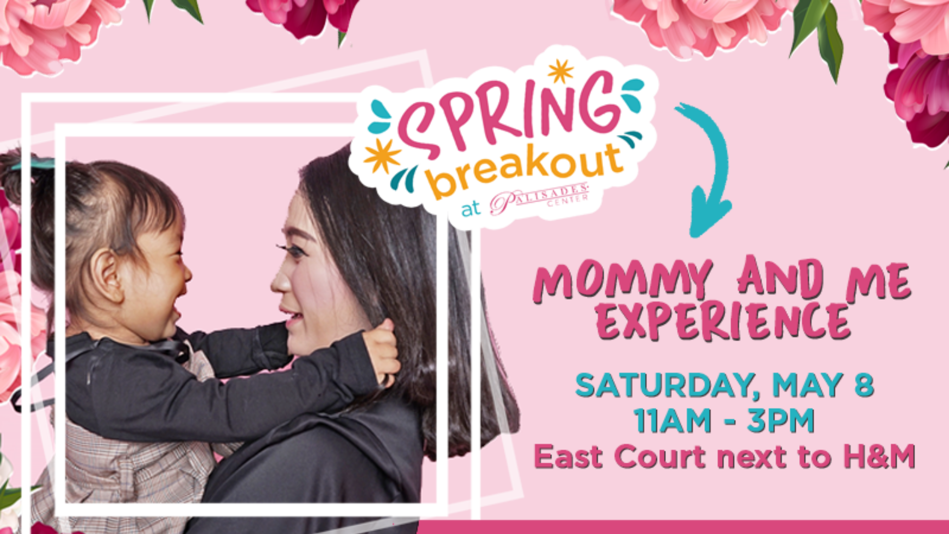 Mommy & Me Experience at Palisades Center