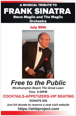 Wessthampton Beach Project A Complimentary Night of Music and Ballet at The Great Lawn