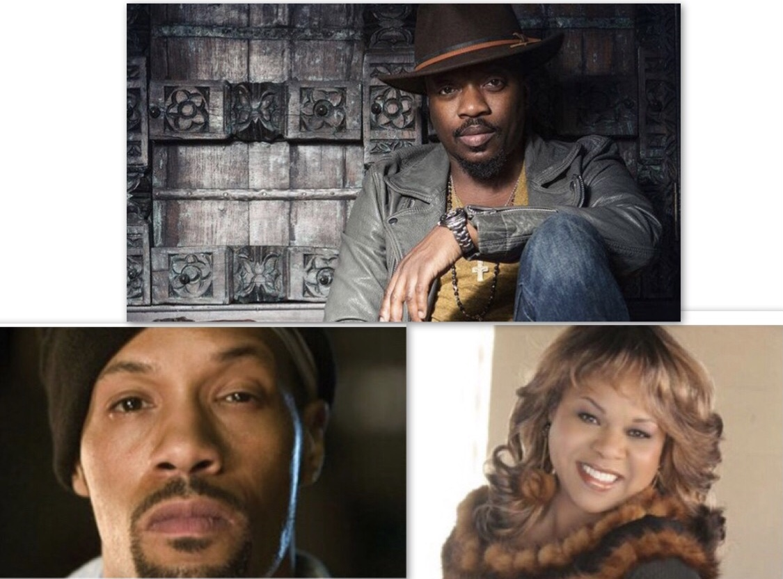 ONLINE NJPAC Backstage featuring Redman at New Jersey Performing Arts