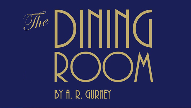The Dining Room at PGT! at The Play Group Theatre