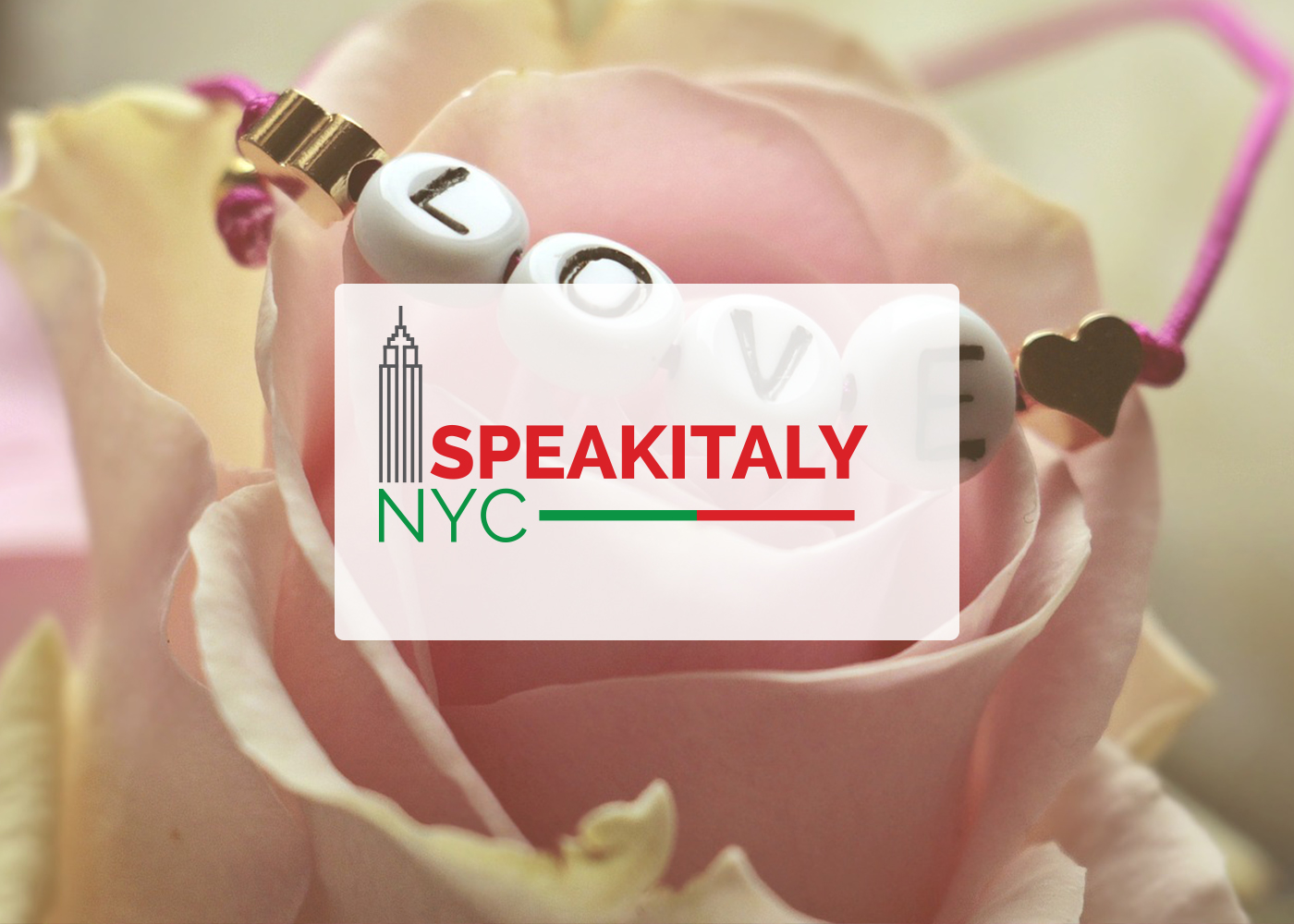 IN PERSON Mother's Day Workshop at Speakitaly NYC