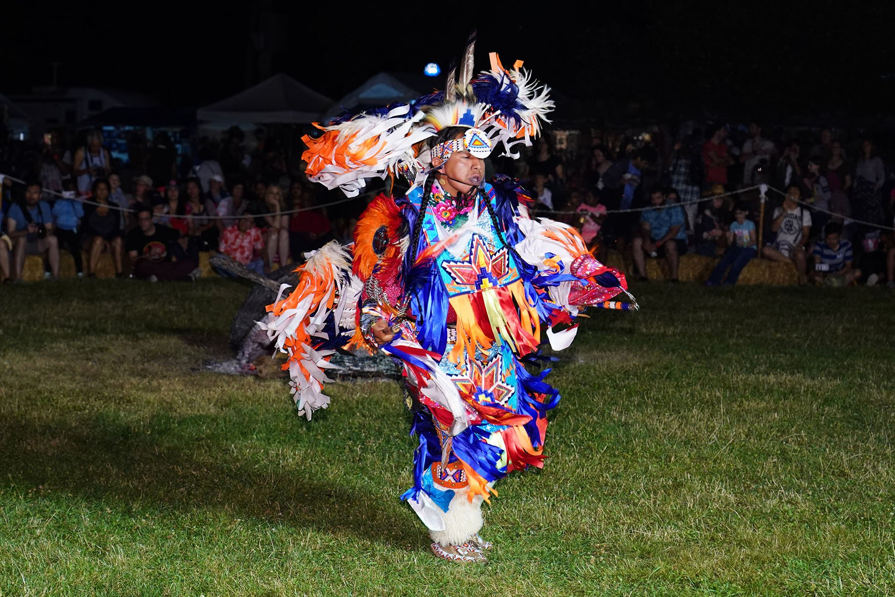 Thunderbird American Indian Powwow at Queens County Farm Museum