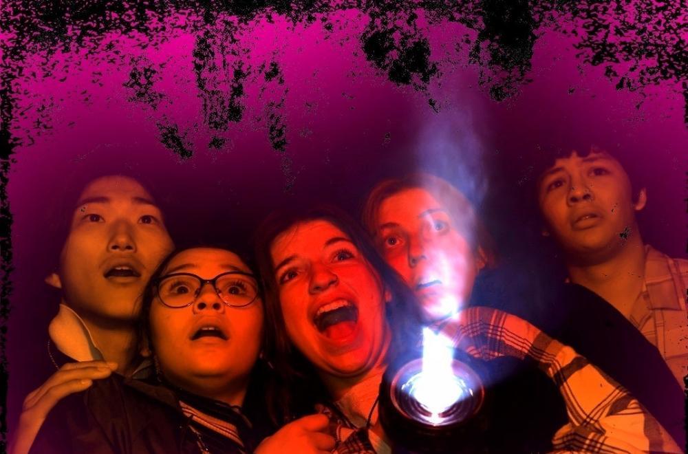 Dark Night: Halloween Trail at Long Island Community Hospital Amphitheater at Bald Hill