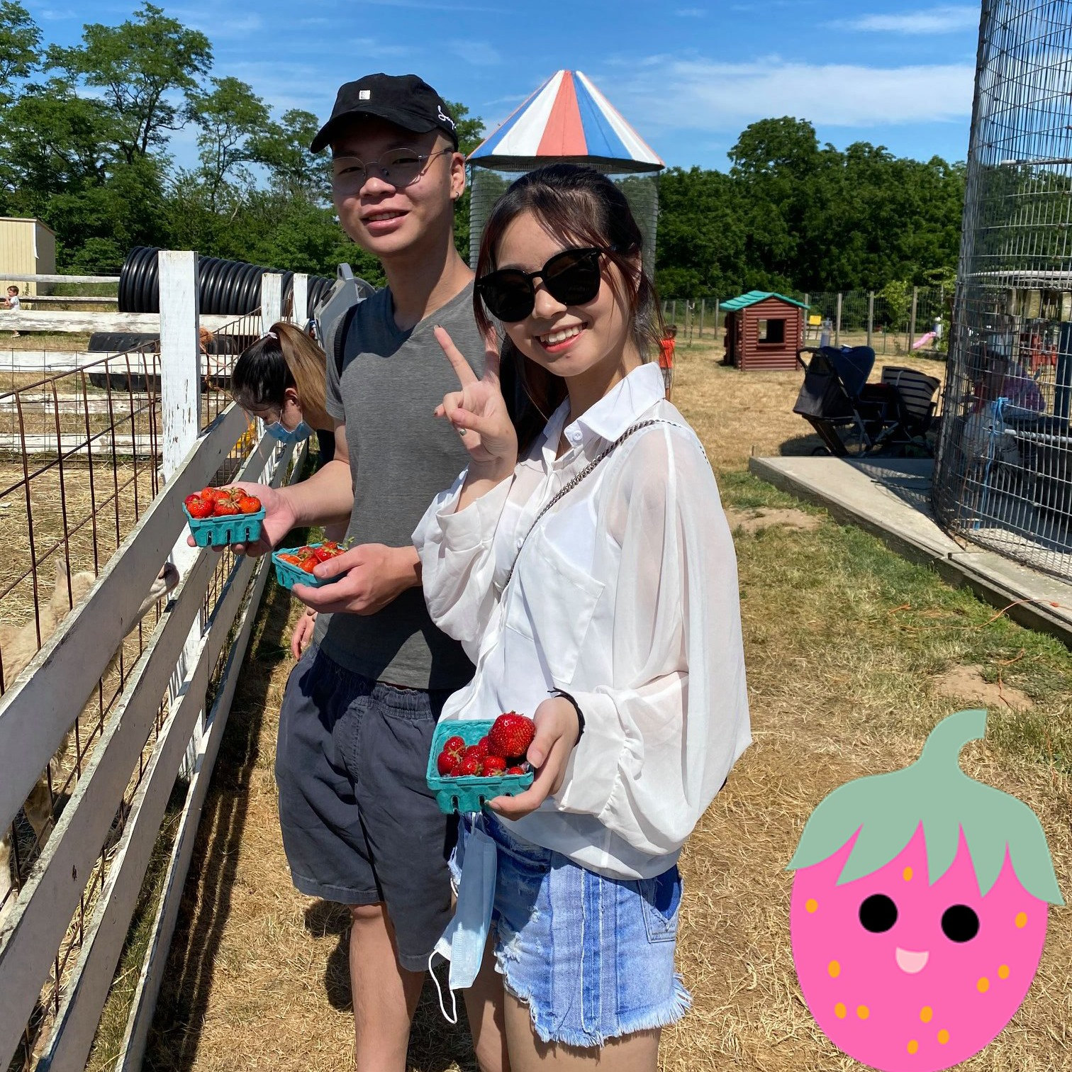 STRAWBERRY FESTIVAL 2021 at Garden Of Eve