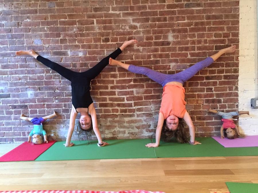 ONLINE American Girl Yoga at Karma Kids Yoga