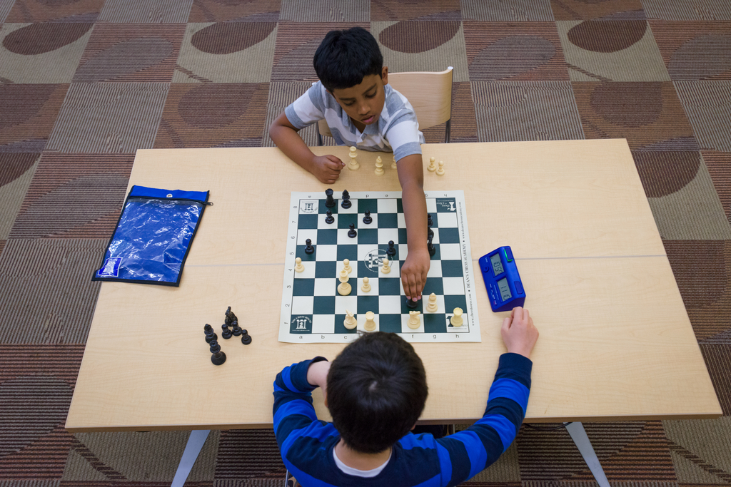 Chess For All at Queens Library - Rosedale Branch