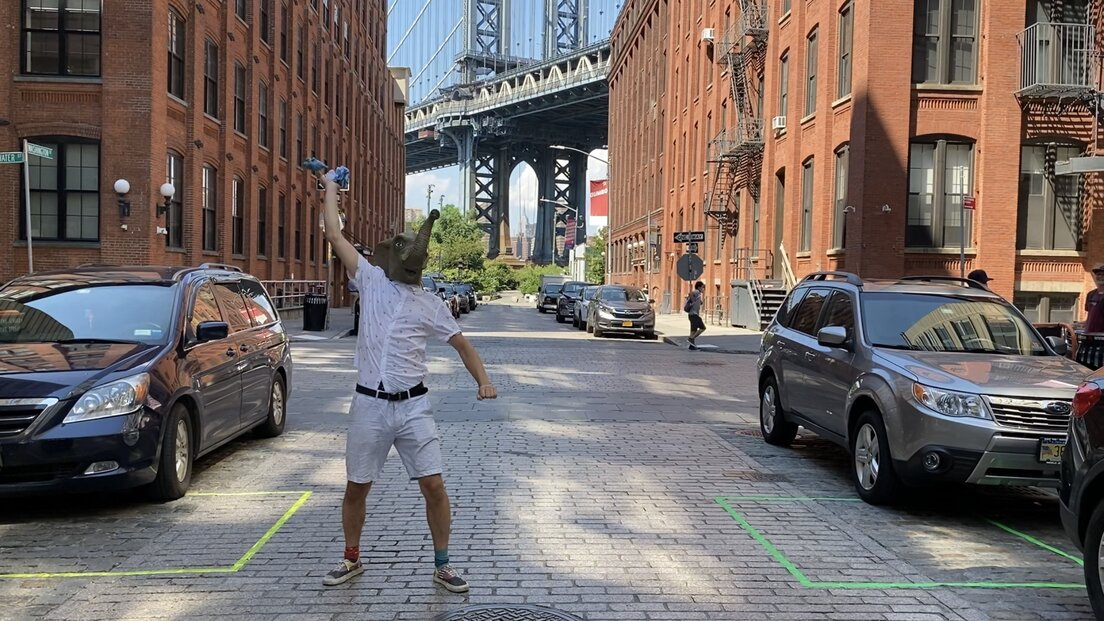 ONLINE Dumbo Drop 2020, The Great Pivot at The Dumbo Business Improvement District