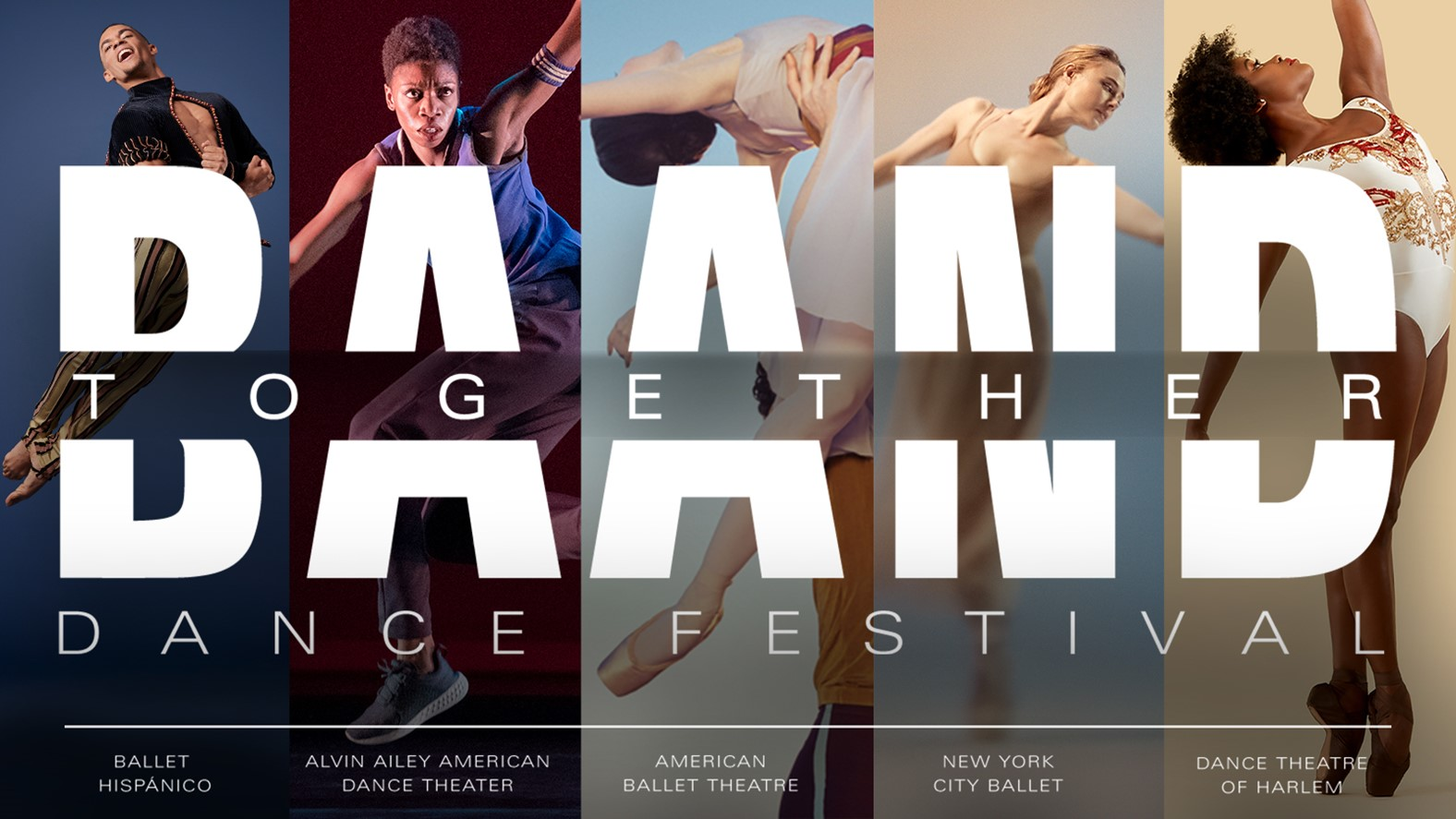 BAAND Together Dance Festival – Performances by Alvin Ailey American Dance Theater, American Ballet Theatre, Ballet Hispánico, Dance Theatre of Harlem, and New York City Ballet at Damrosch Park at Damrosch Park