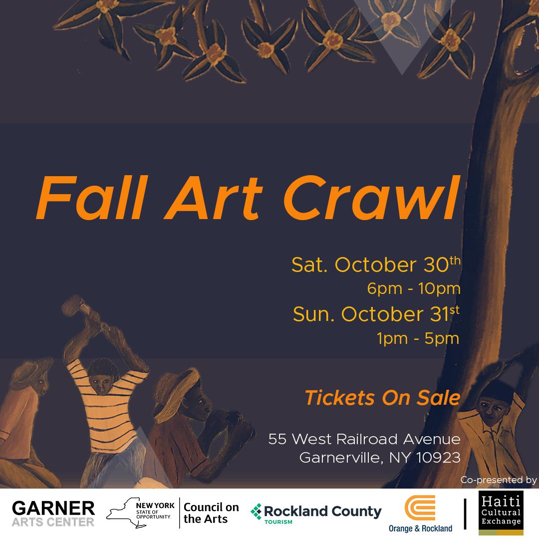 Fall Art Crawl at GARNER Arts Center