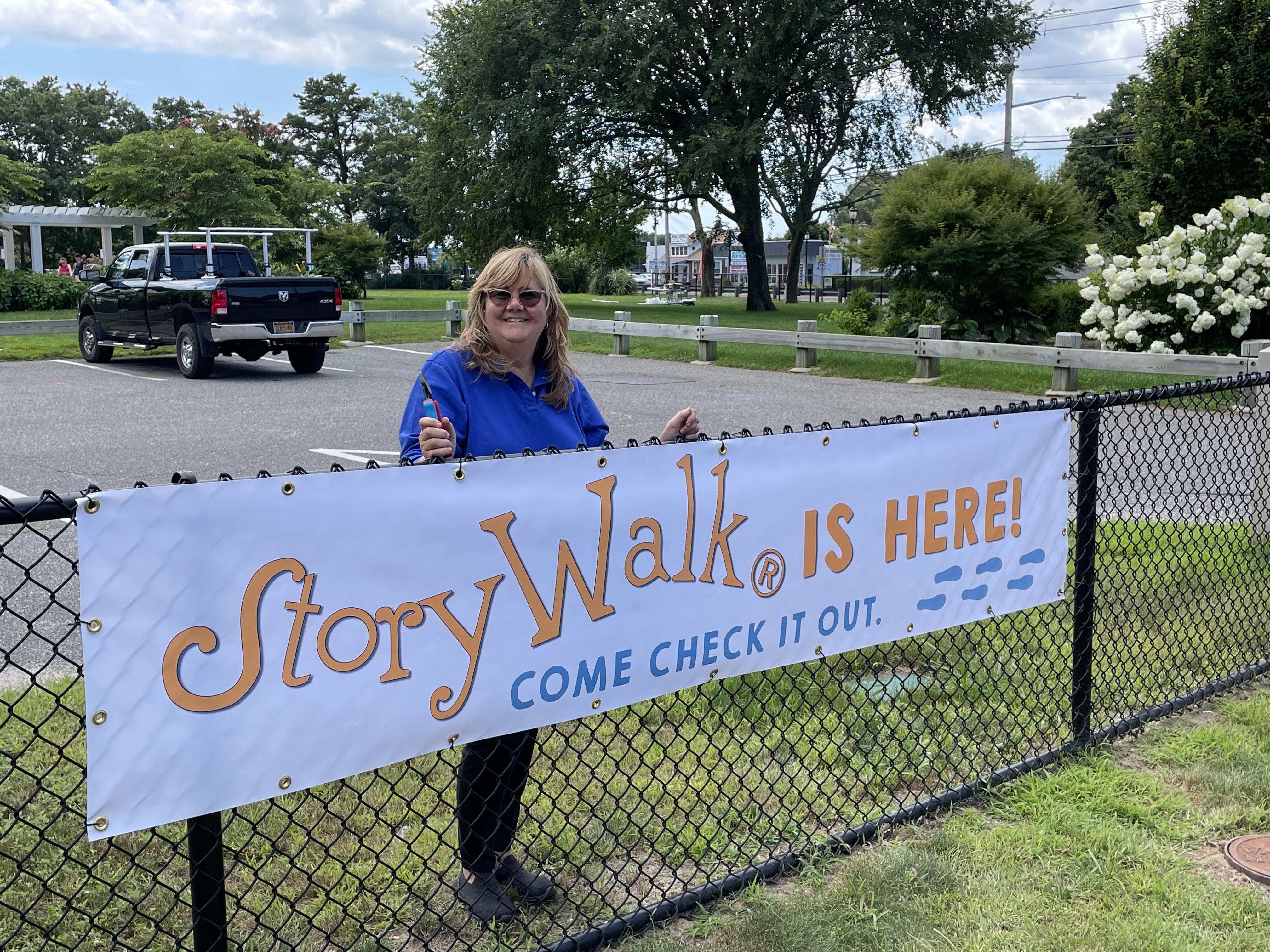 Storywalk at Sean Dixon Memorial Park