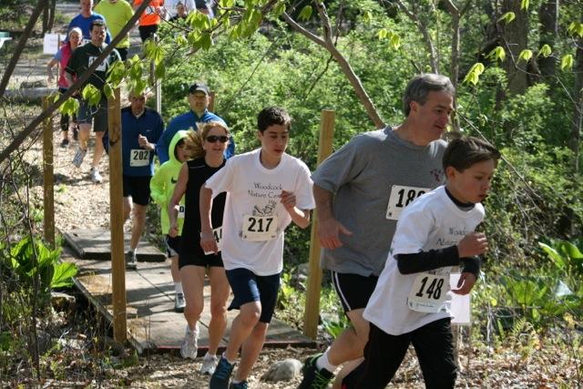 5K & Kids Fun Run at Woodcock Nature Center