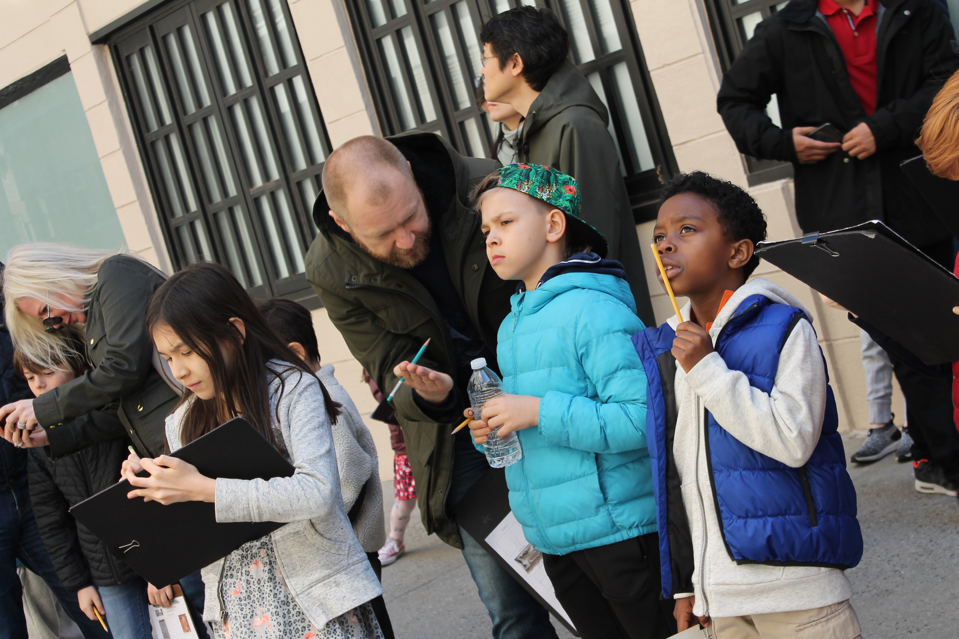 Family Day: SoHo's Cast Iron Architecture at Center for Architecture