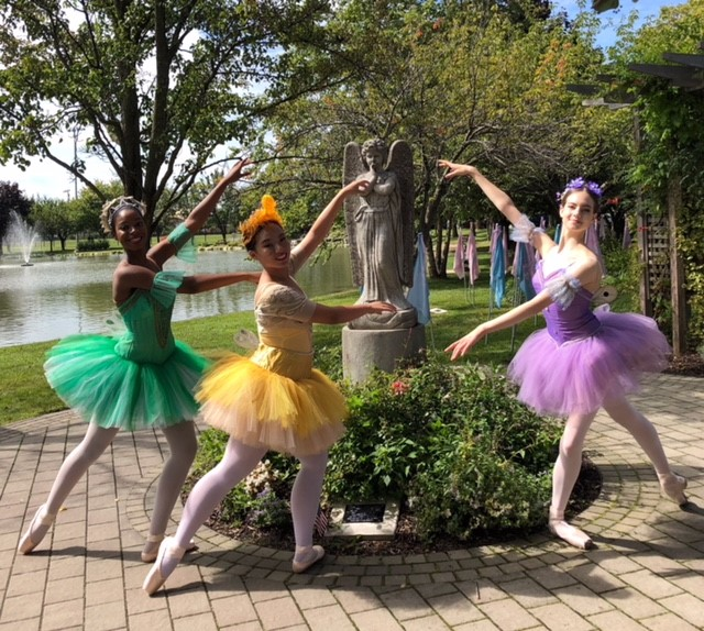 Magic of Ballet at Tanner Park