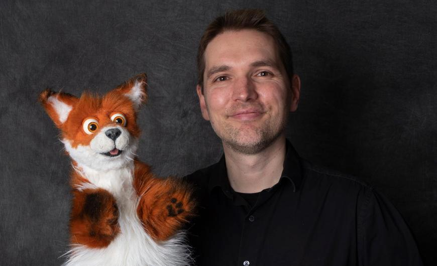 Puppet Shows by Wonderspark Puppets: Fox Fables at Hudson Yards