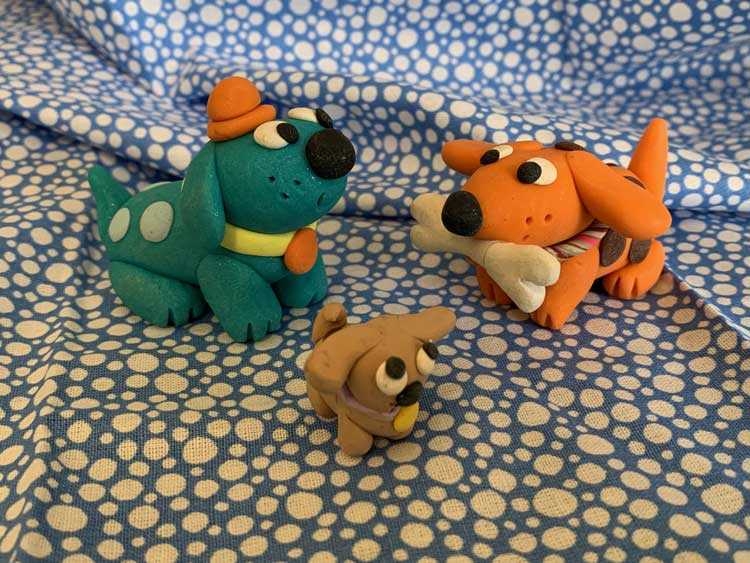 Make A Hound Dog With Polymer Clay at The Rye Arts Center