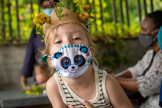 Family Discovery Days at Brooklyn Botanic Garden