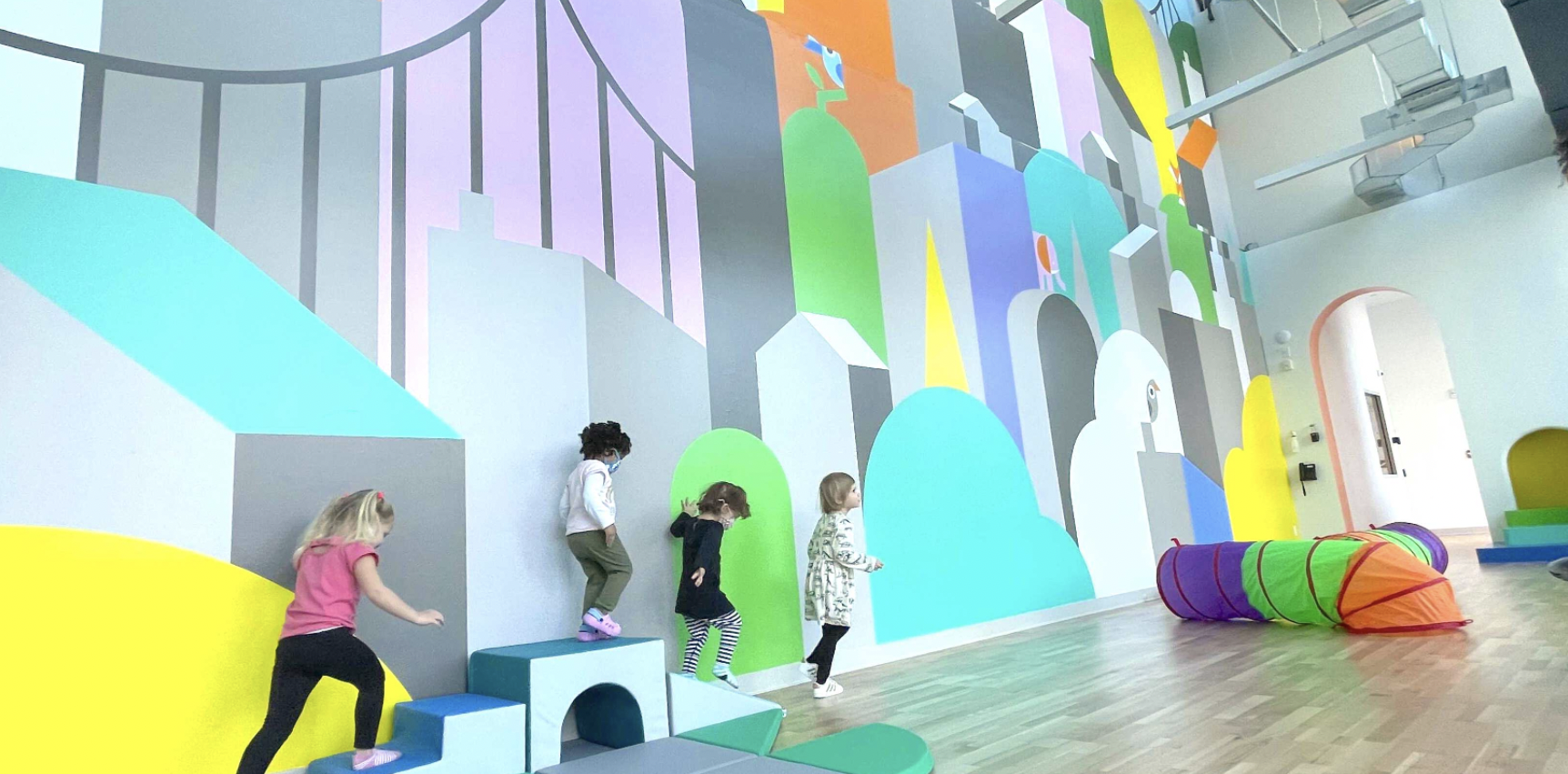Speech and Motor Development for Children through Play at Vivvi