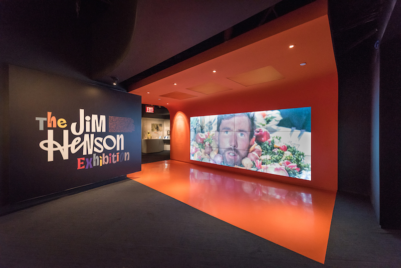 The Jim Henson Exhibition at Museum of the Moving Image