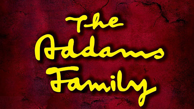 The Addams Family at PGT! at The Play Group Theatre