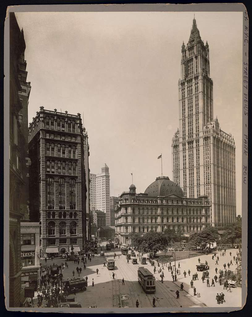 Summertime in Old New York at New City Library