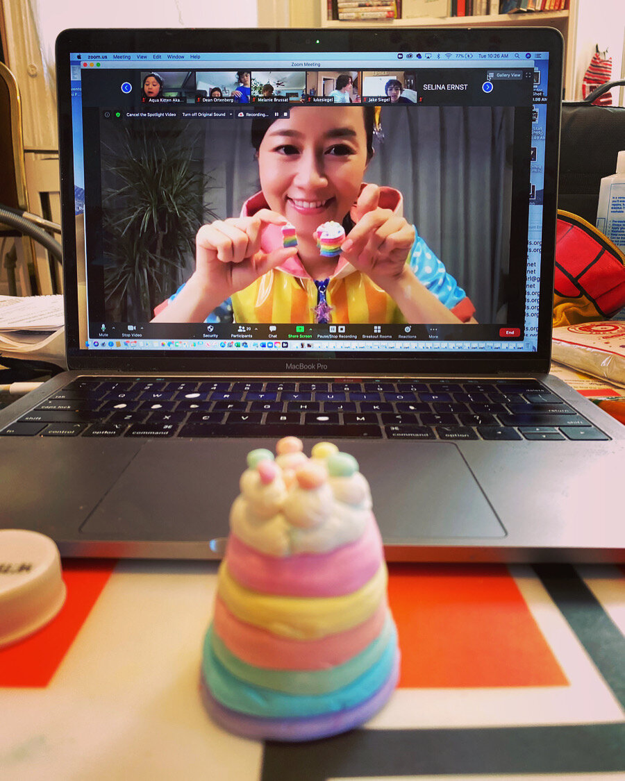ONLINE Special Teeny Tiny Halloween Workshop Direct from Tokyo! at Hitomi's Miniature World of Clay