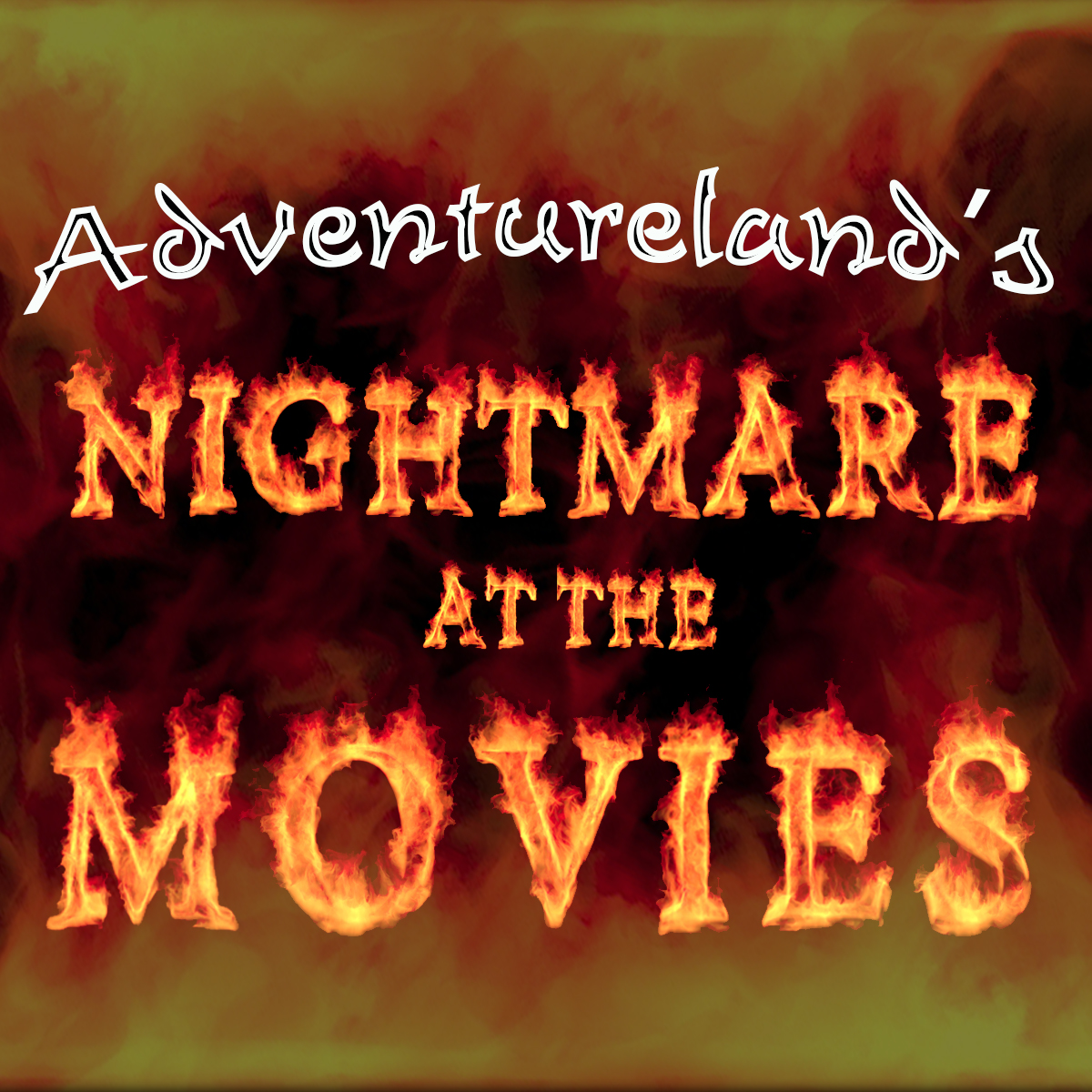 IN PERSON Nightmare at the Movies at Adventureland