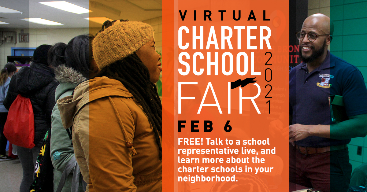 ONLINE 2021 Virtual Charter School Fair at Online