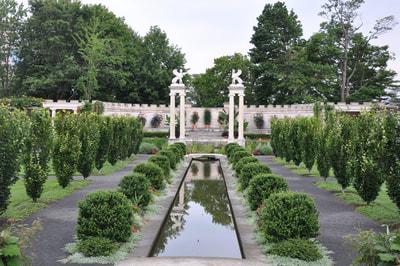 Family Adventure Tours at Untermyer Gardens
