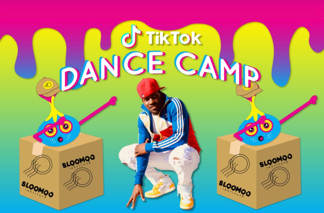 Sloomoo Institute TikTok Dance Camp at Sloomoo Institute