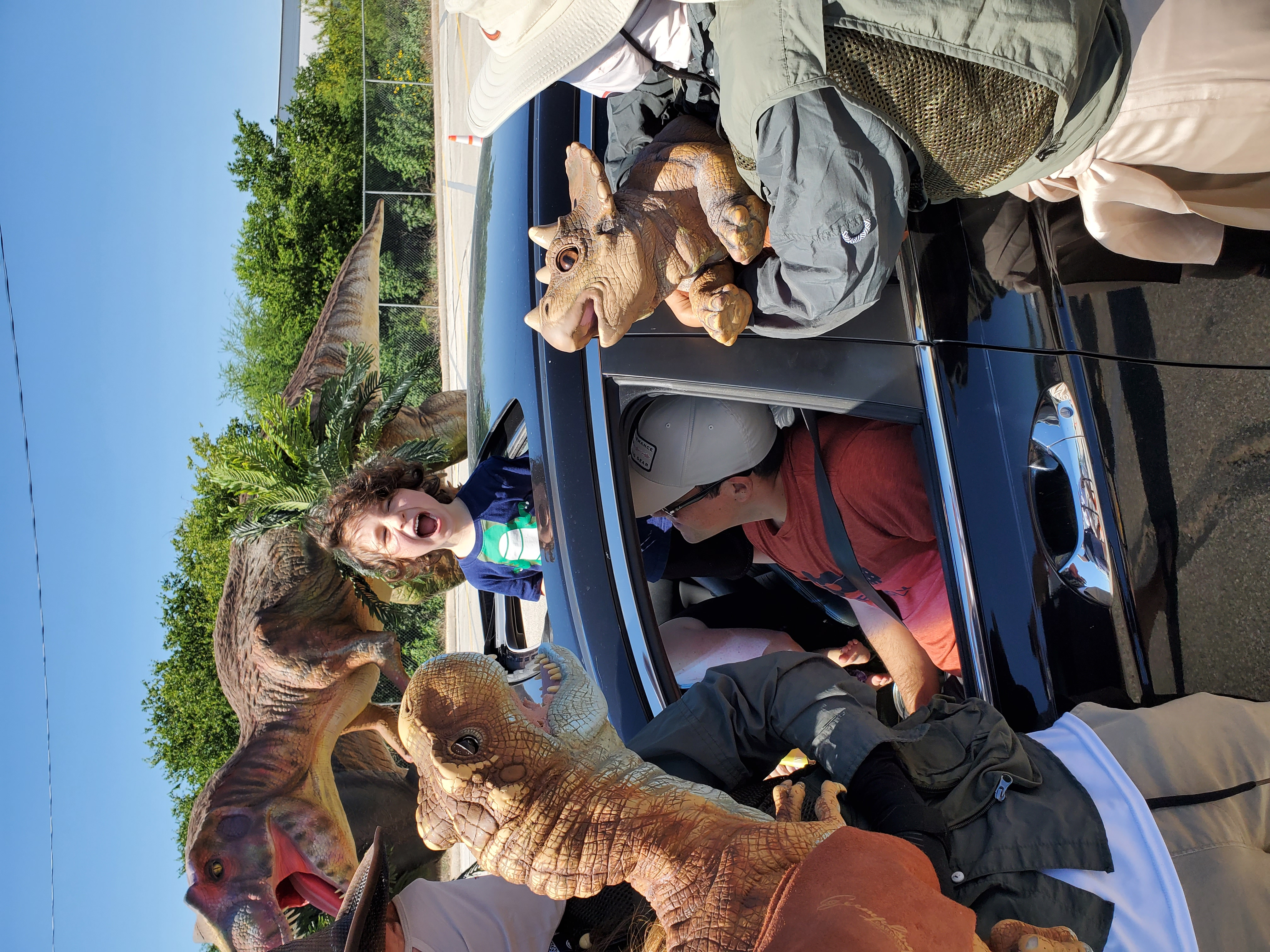 IN PERSON Jurassic Quest Drive-Thru at Point Lookout Lido Beach