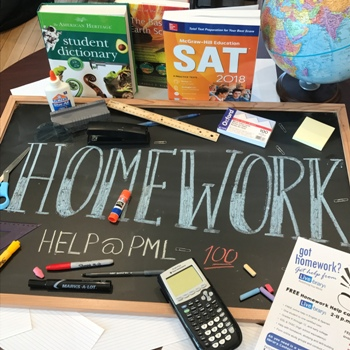 ONLINE Virtual Math HW Help for Teens at Patchogue-Medford Library