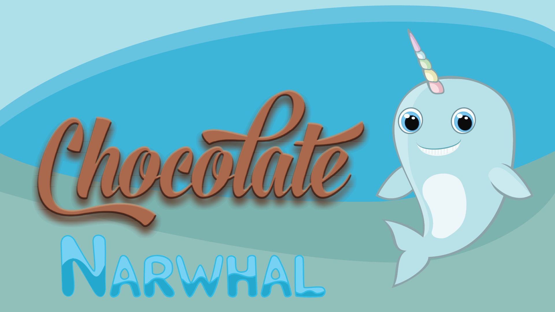 Summer Sweets: Chocolate Narwhals at Patchogue-Medford Library