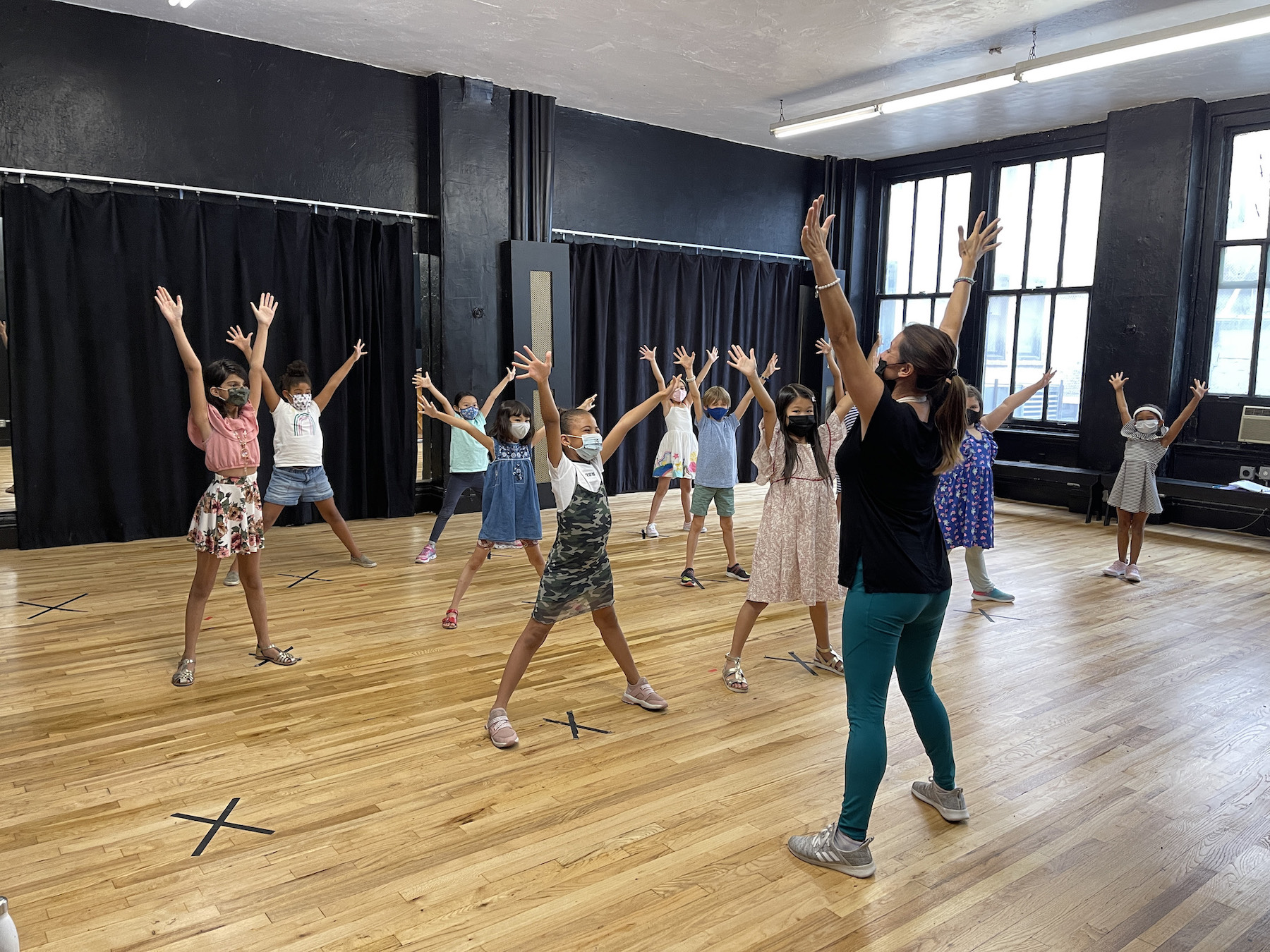 TADA! Youth Theater Fall In-Person Open Houses at TADA! Youth Theater