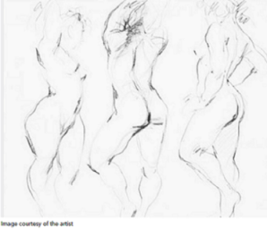 Life Drawing with Linda Capello at Parrish Art Museum