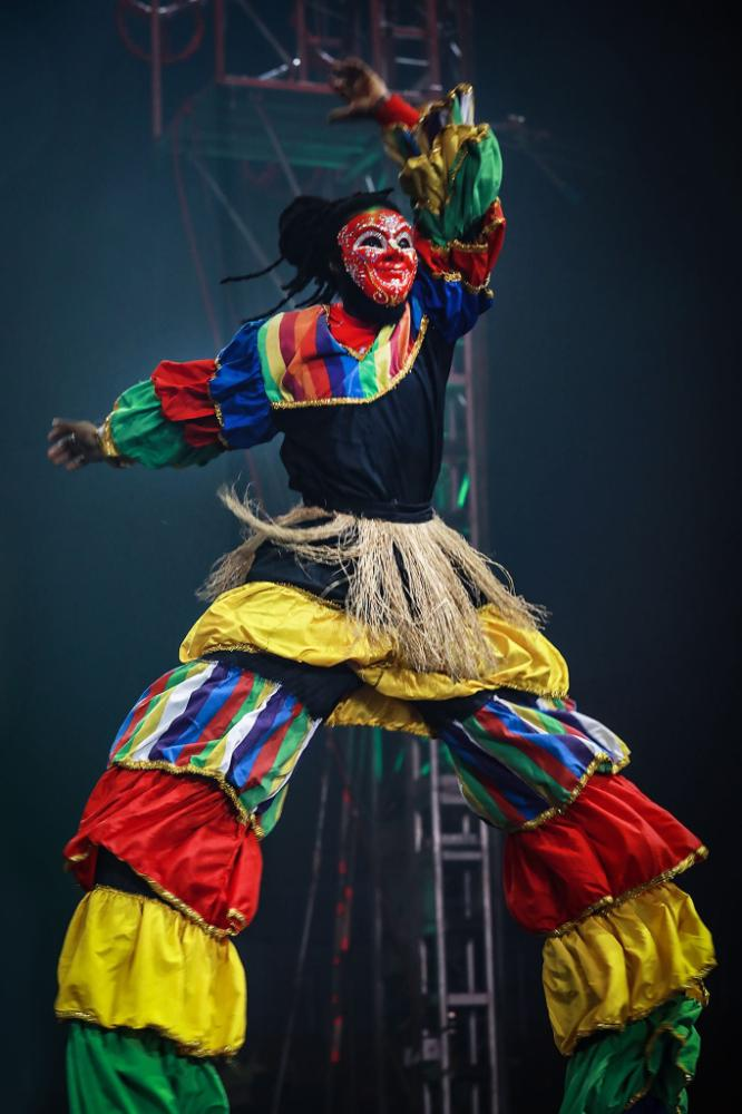 UniverSoul Circus at Roy Wilkins Park