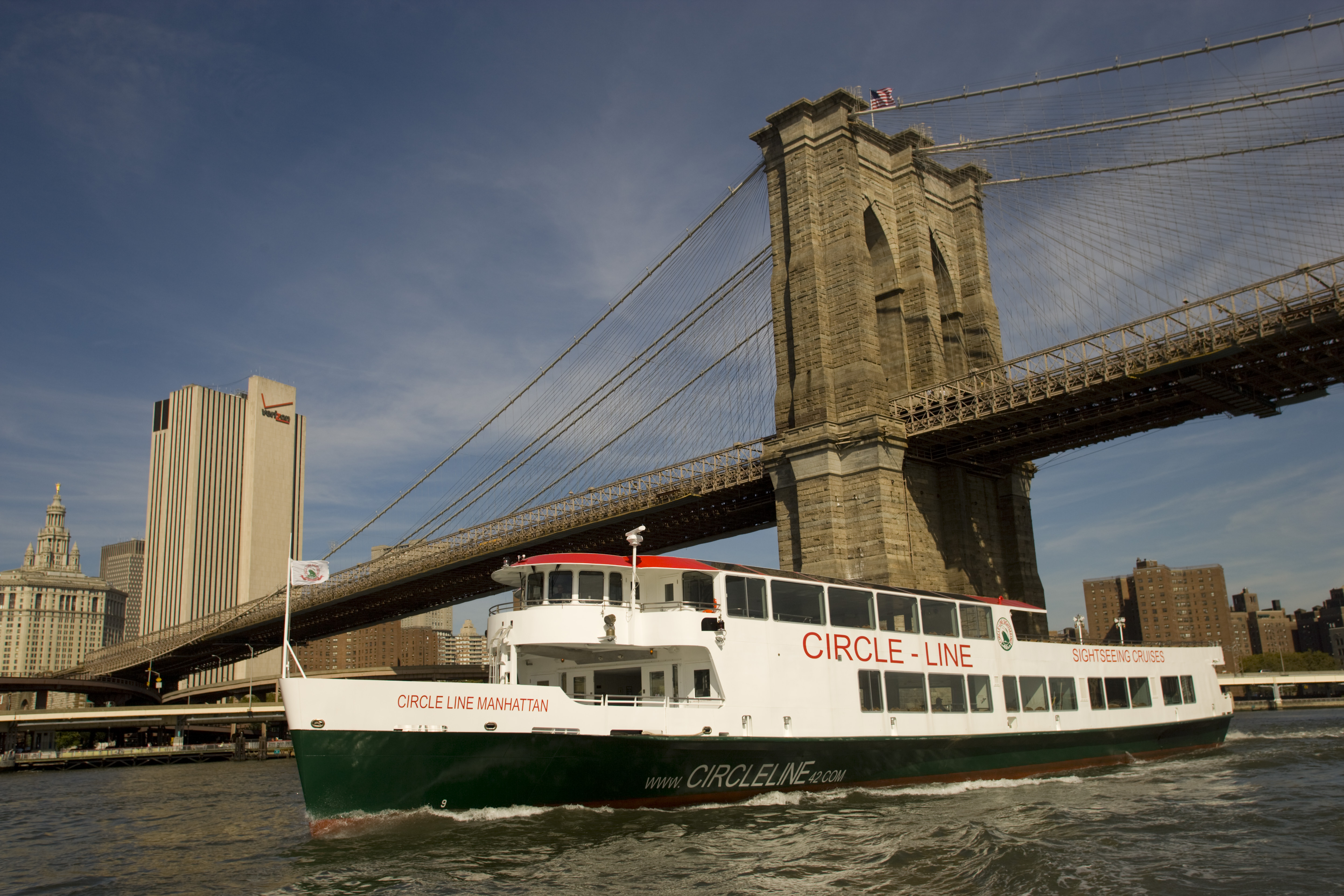Mother's Day NYC Landmarks Cruise at Circle Line Sightseeing Cruises