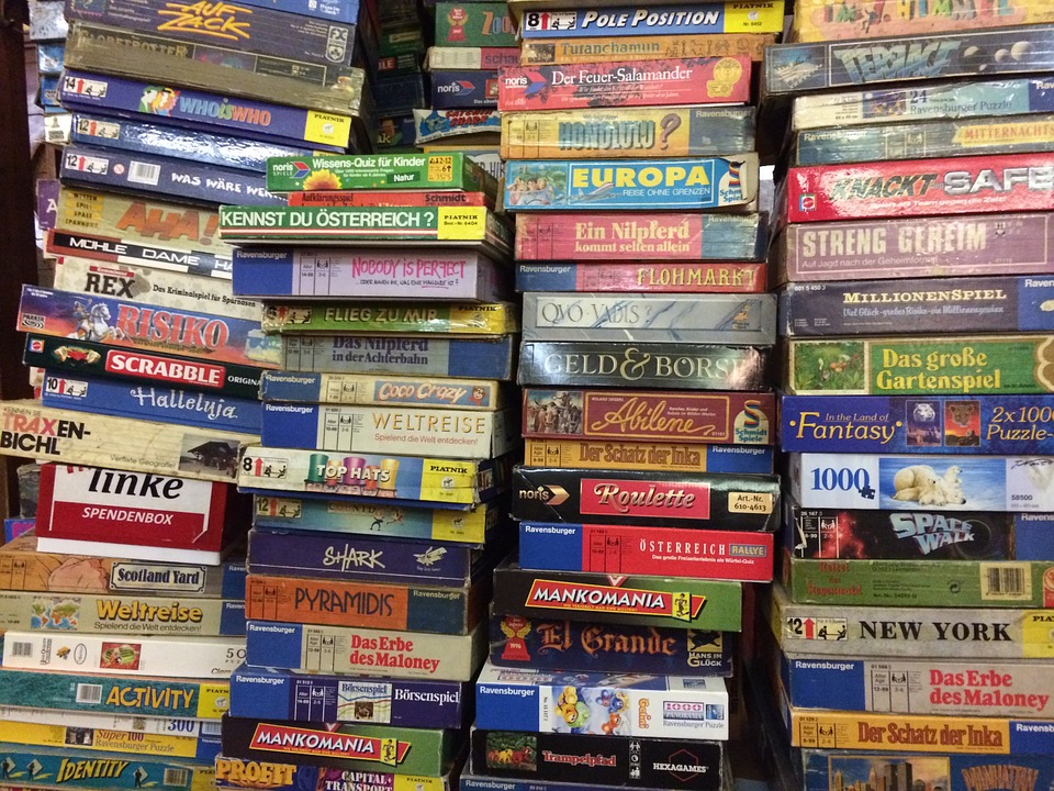 Family Game Night at Ossining Public Library