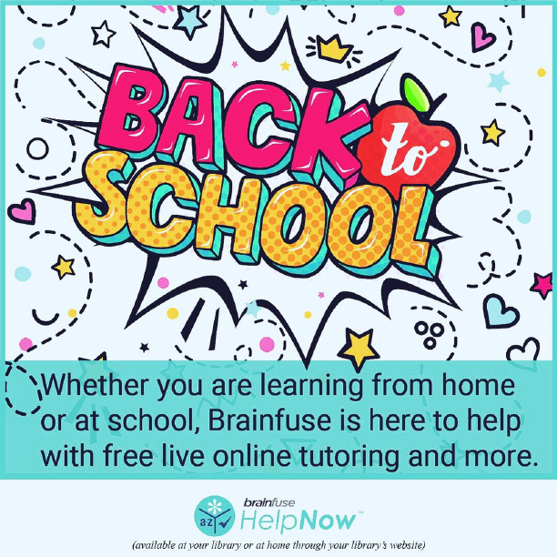 ONLINE Learn About Brainfuse: a FREE online Homework Help Resource at Patchogue-Medford Library