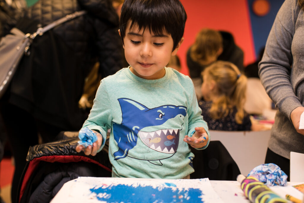 ONLINE Stories and Crafts with the East Hampton Library at Guild Hall of East Hampton